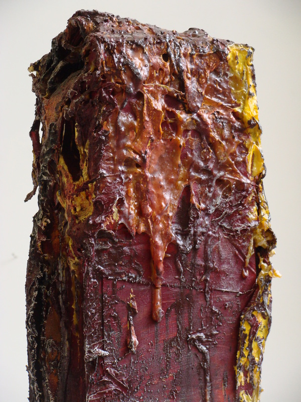 polyester resin sculpture